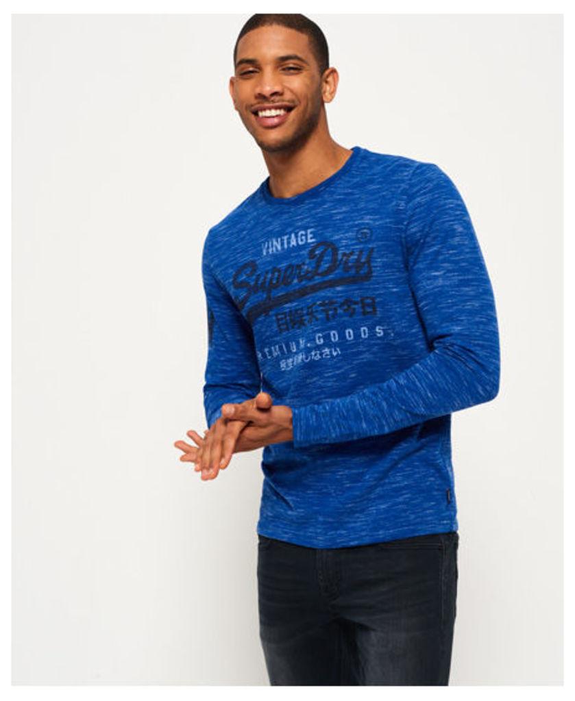 Superdry Premium Goods Duo Long Sleeve T-Shirt