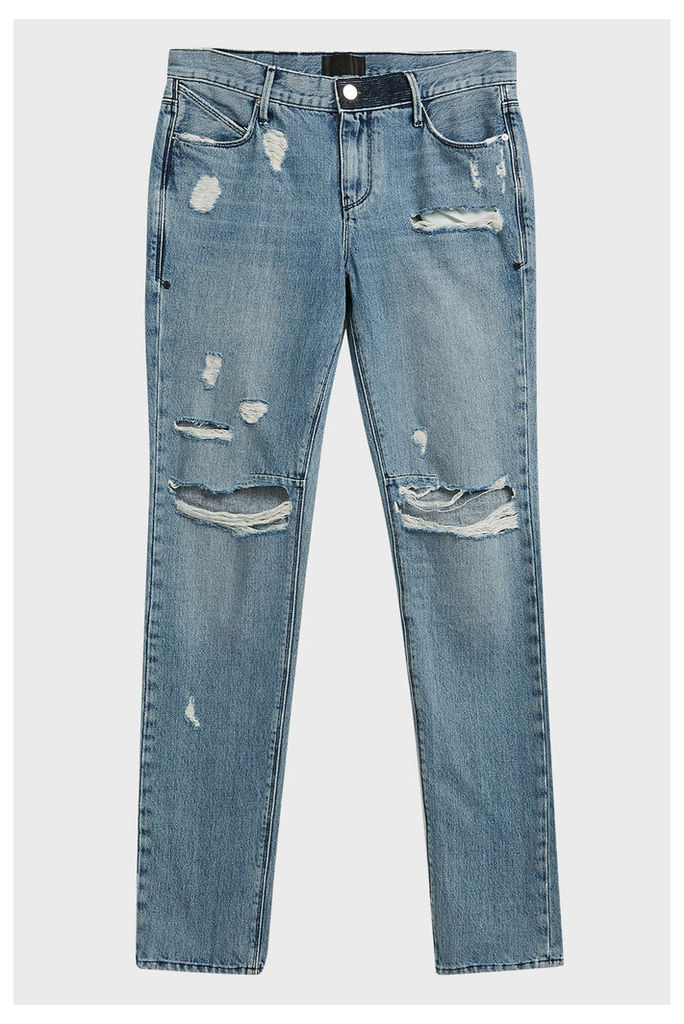 Rta Denim 90's Destroyed Jeans