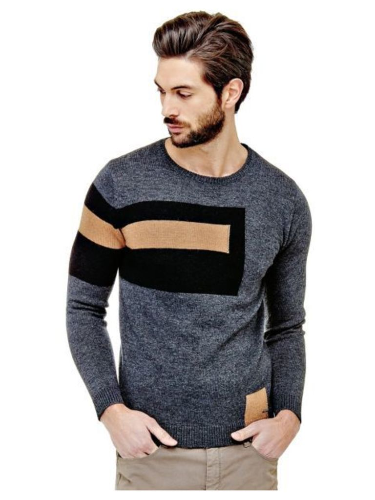 Marciano Guess Marciano Colour Contrast Sweater