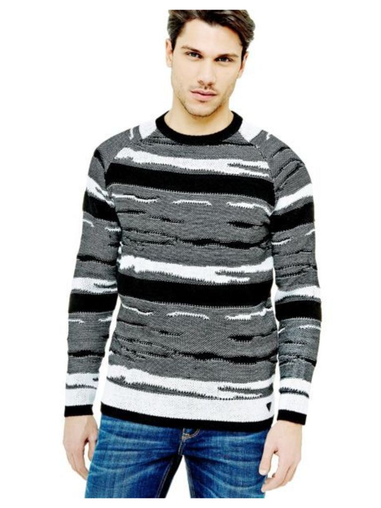 Guess Striped Sweater