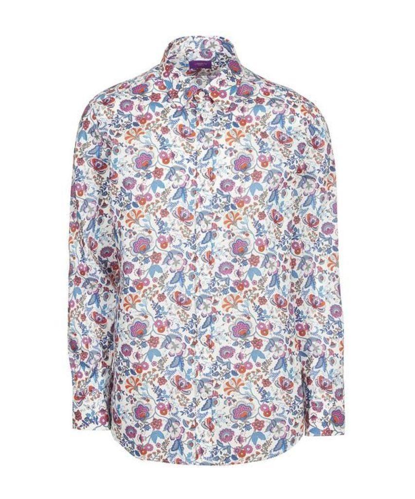 Mabelle Men's Tana Lawn Cotton Shirt