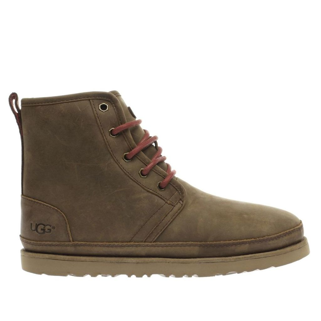 ugg tan harkley waterproof boots