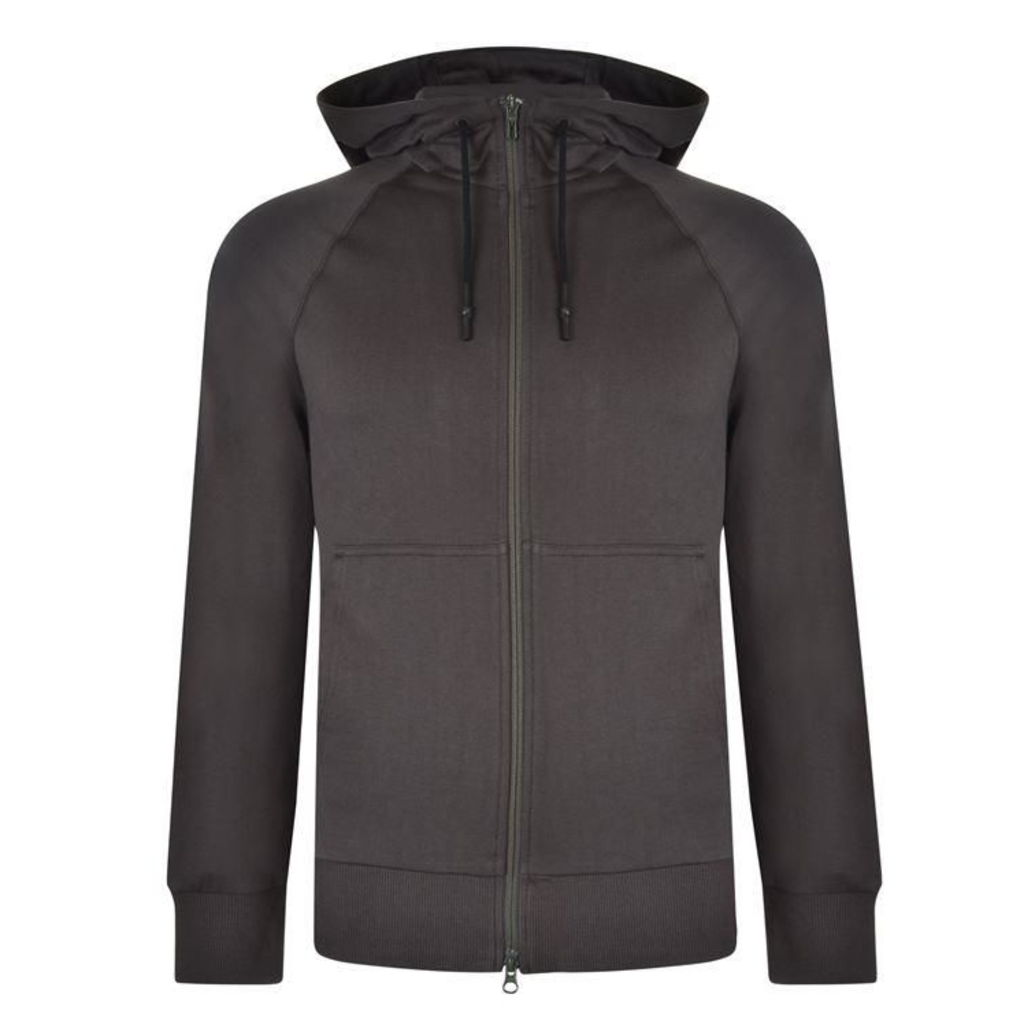 Y3 Classic Zip Hooded Sweatshirt