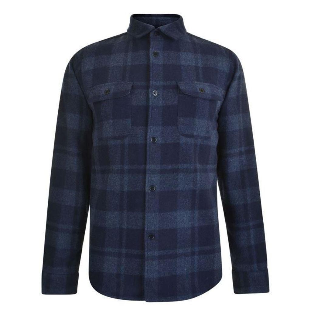 APC Plaid Check Shirt