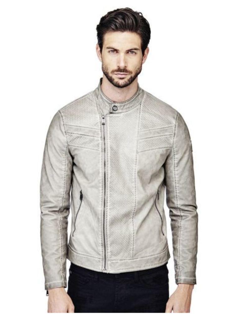 Guess Biker-Style Jacket