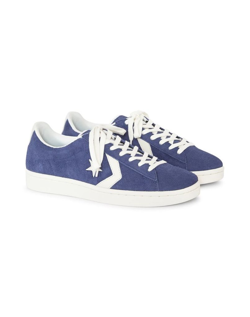 Converse Pro Leather '76 Suede Ox Navy