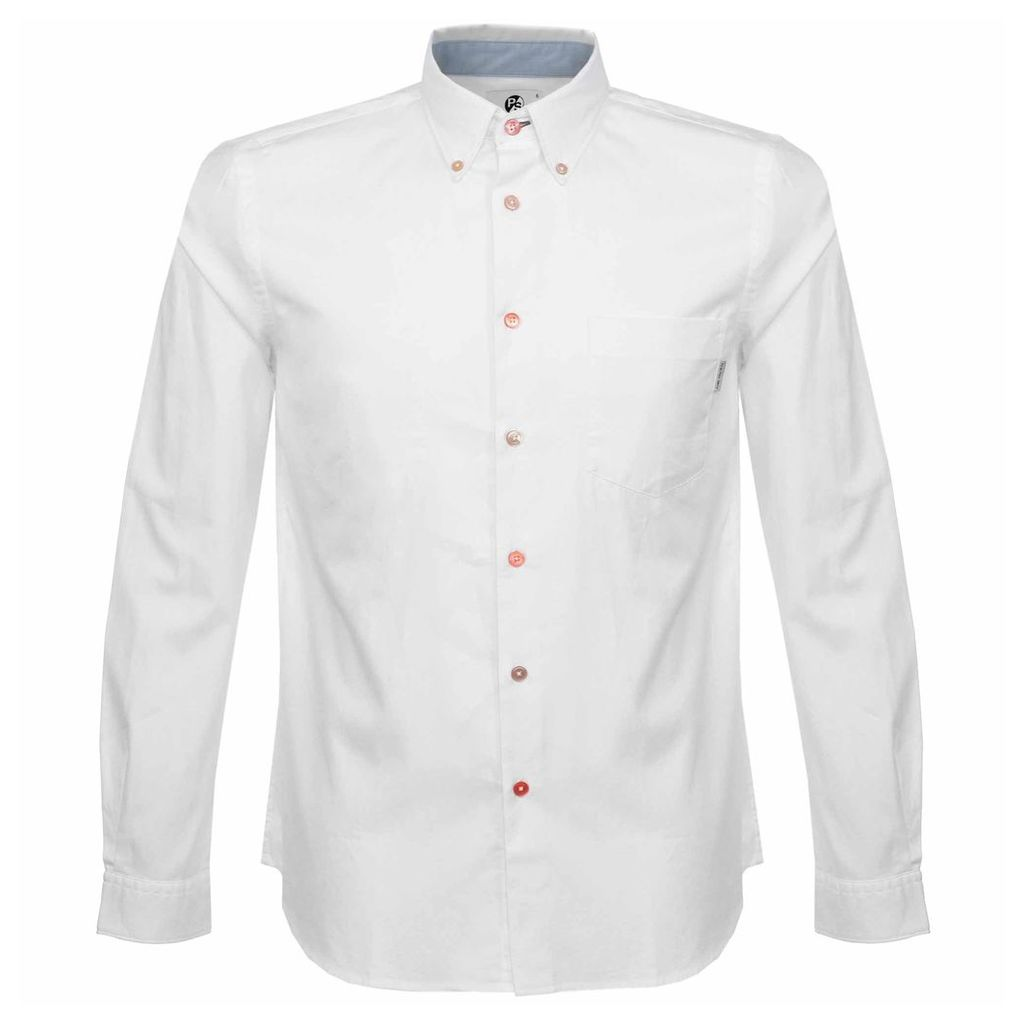 Paul Smith Tailored White Shirt PSXD-071R-423