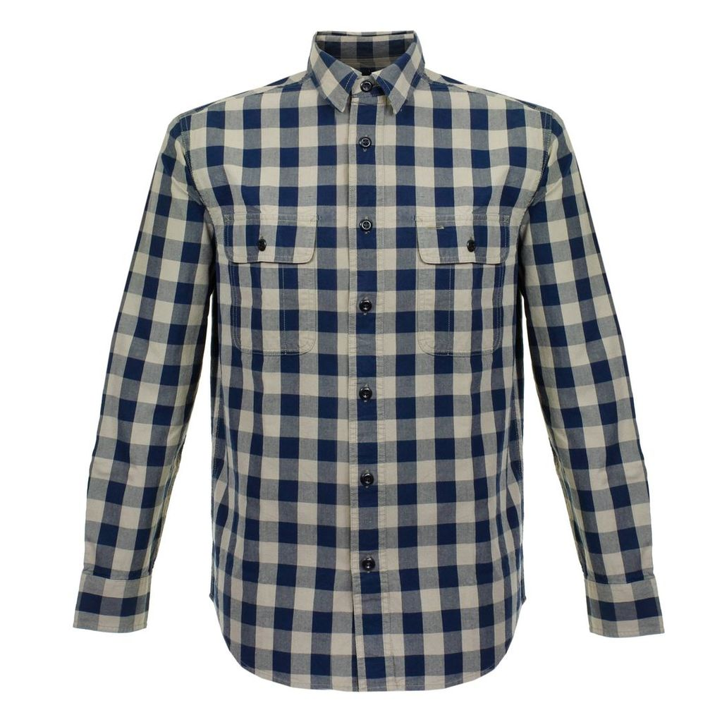 Filson Kitsap Lightweight Khaki Work Shirt 7060304