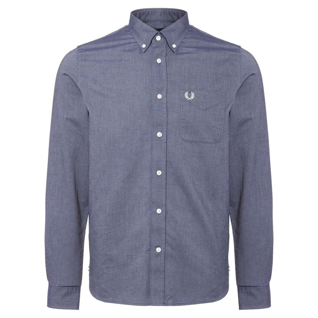 Dark Carbon Classic Oxford Shirt