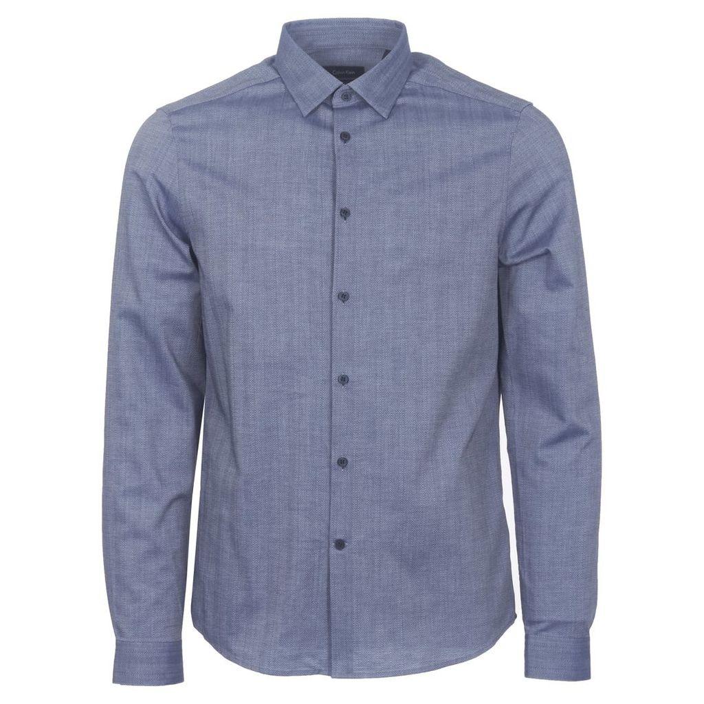 Navy Gilden Shirt
