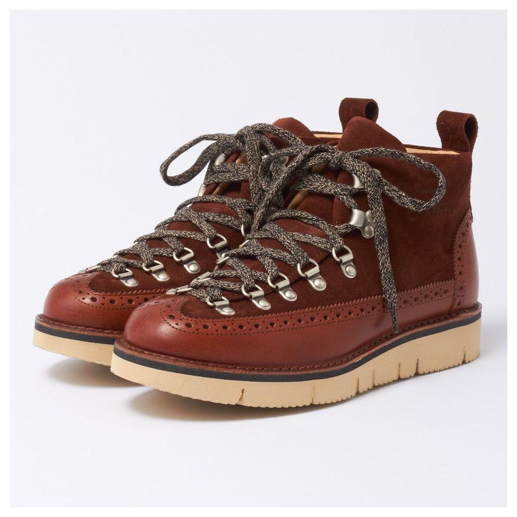 M130 Magnifico Scarponcino Boots - Brandy