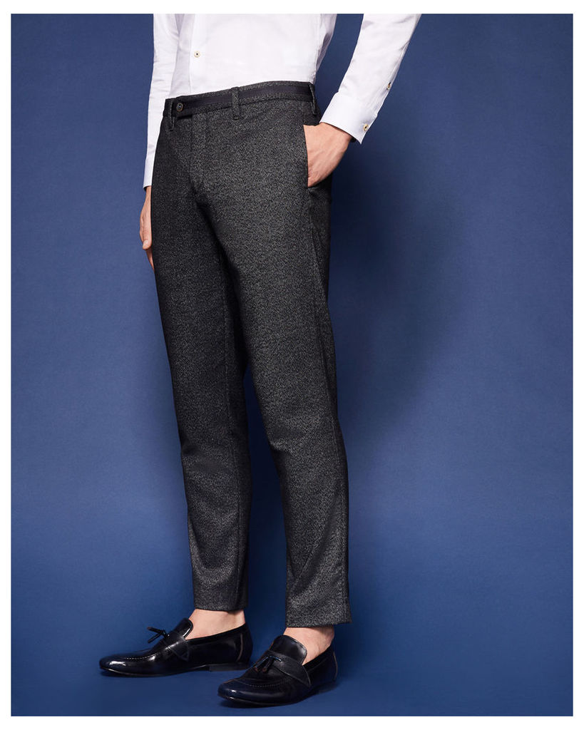 Ted Baker Semi plain trousers Charcoal