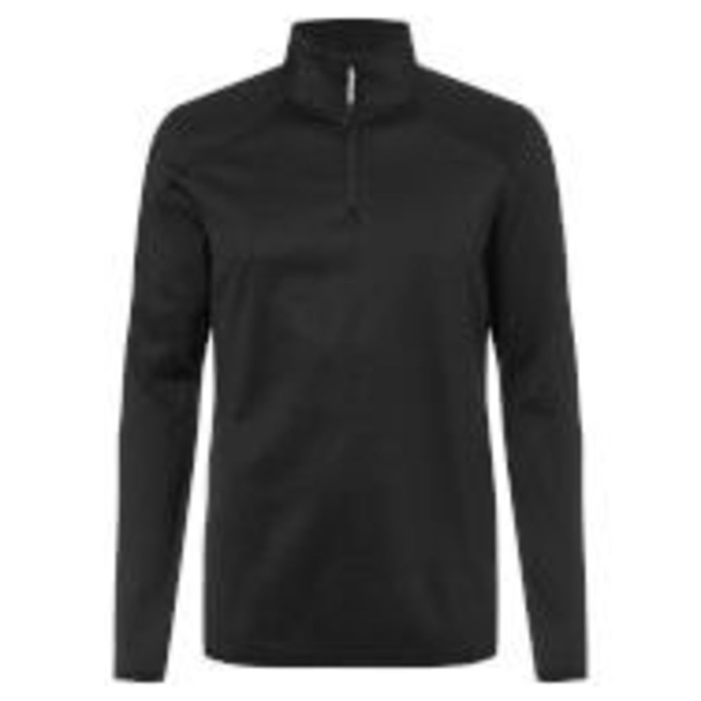 Under Armour Men's Reactor 1/4 Zip Fleece - Black - M - Black