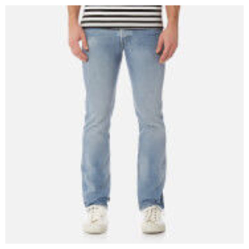 Levi's Men's 501 Levi's Original Fit Jeans - Mowhawk Warp Str - W30/L30 - Blue