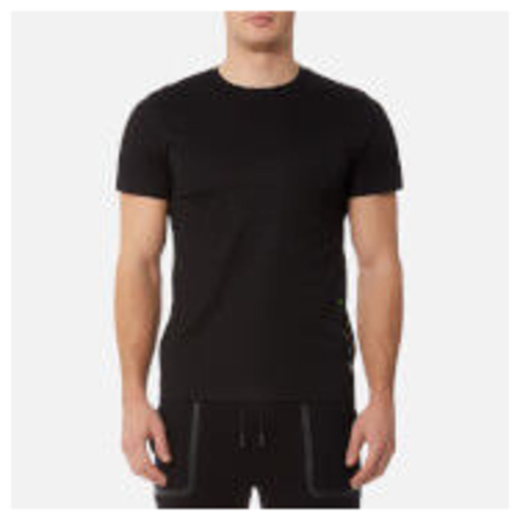 BOSS Green Men's TL Tech T-Shirt - Black - S - Black