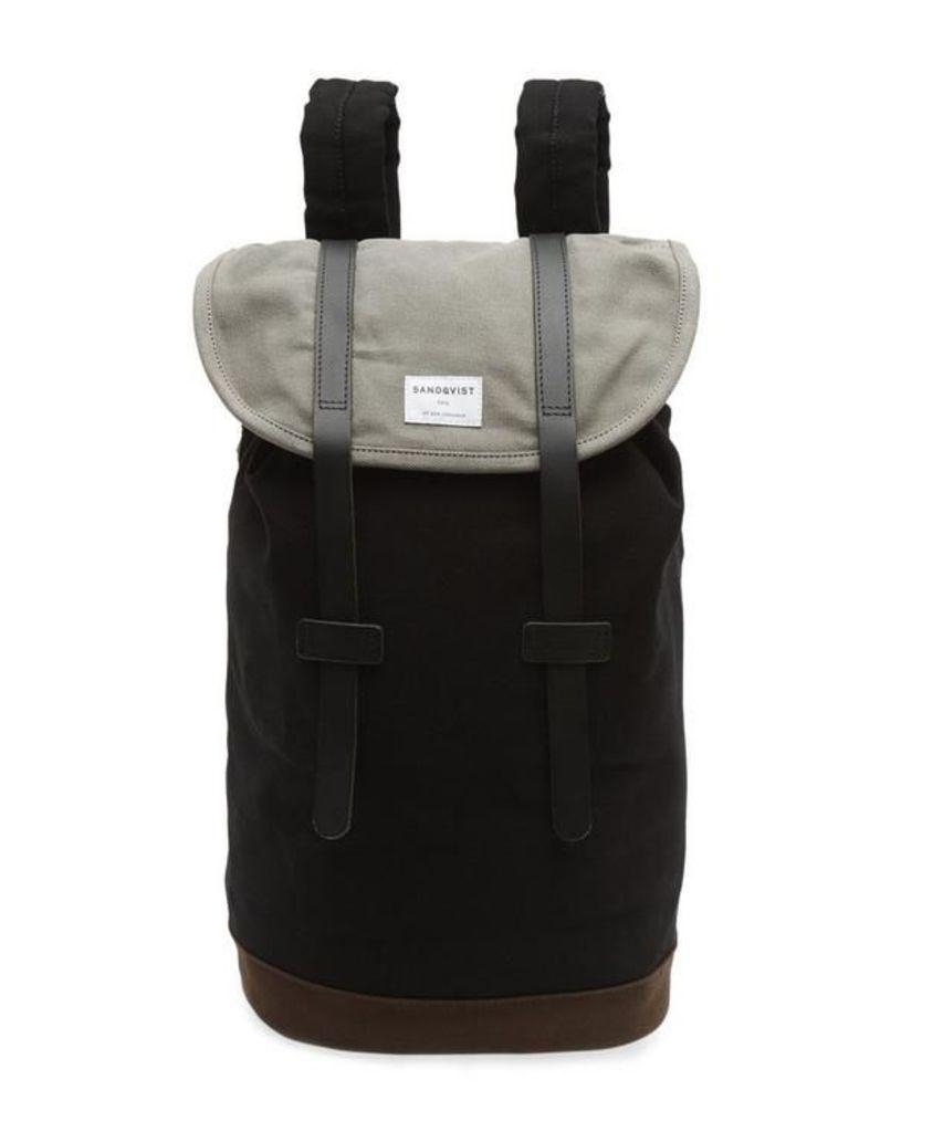 Stig Organic Cotton Backpack
