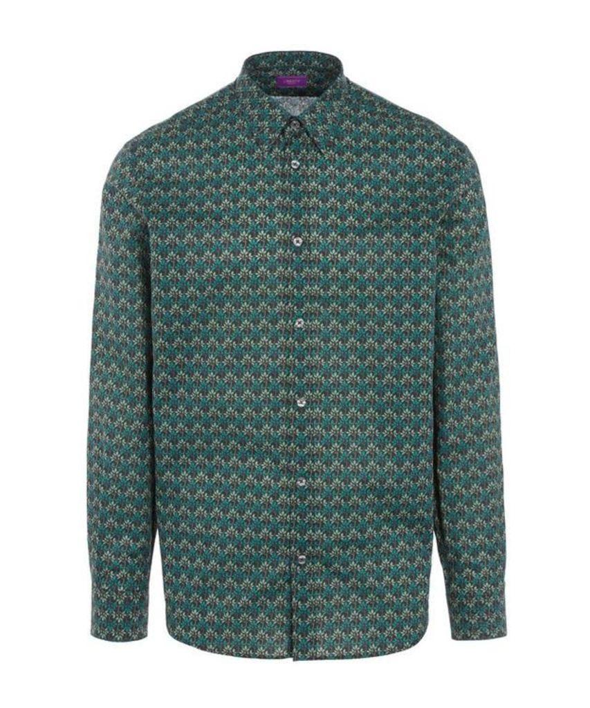 Penrose Print Tana Lawn Cotton Shirt