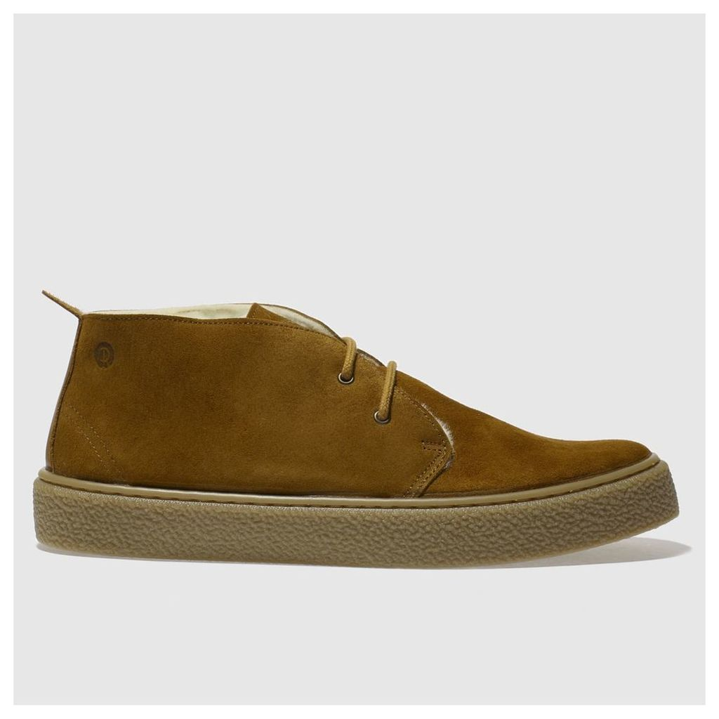 red or dead tan mr roberstson chukka boots