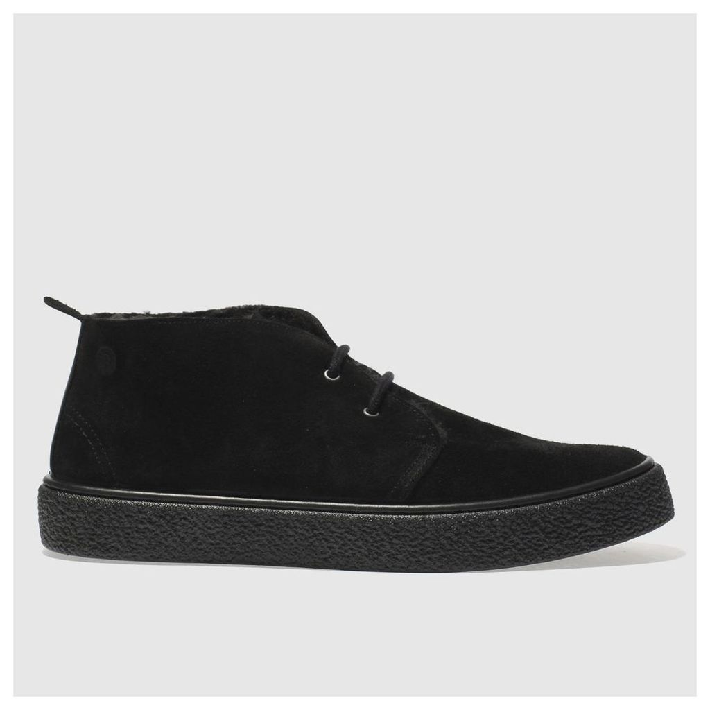 red or dead black mr roberstson chukka boots