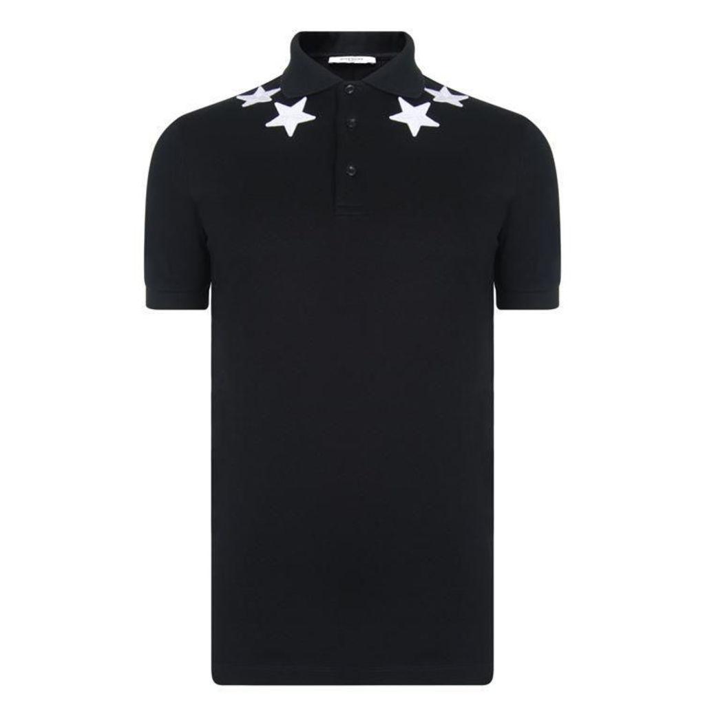 GIVENCHY Givenchy Star Polo Sn81