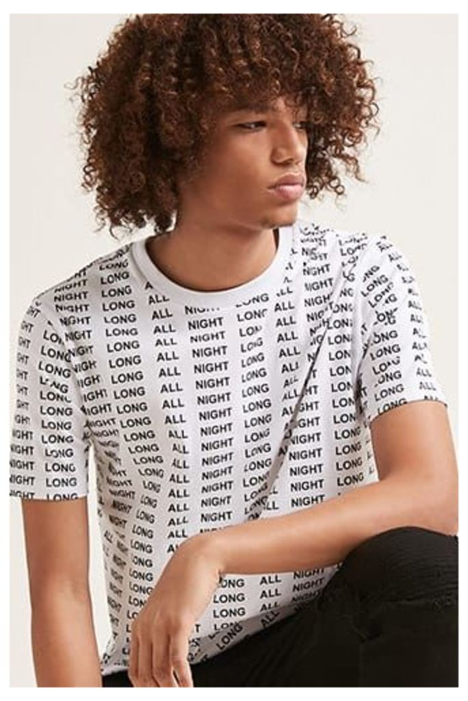 All Night Long Graphic Tee