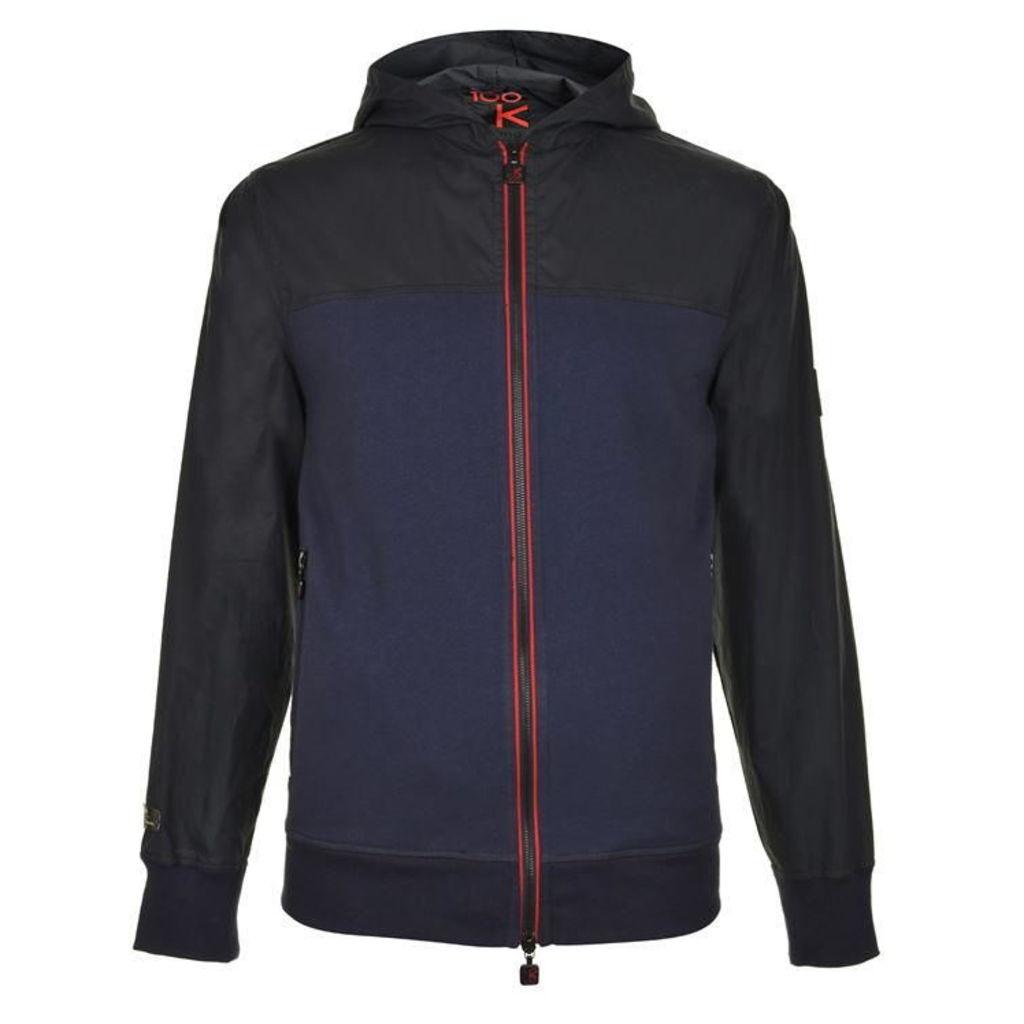 K100 KARRIMOR BY NIGEL CABOURN Technical Hooded Sweatshirt