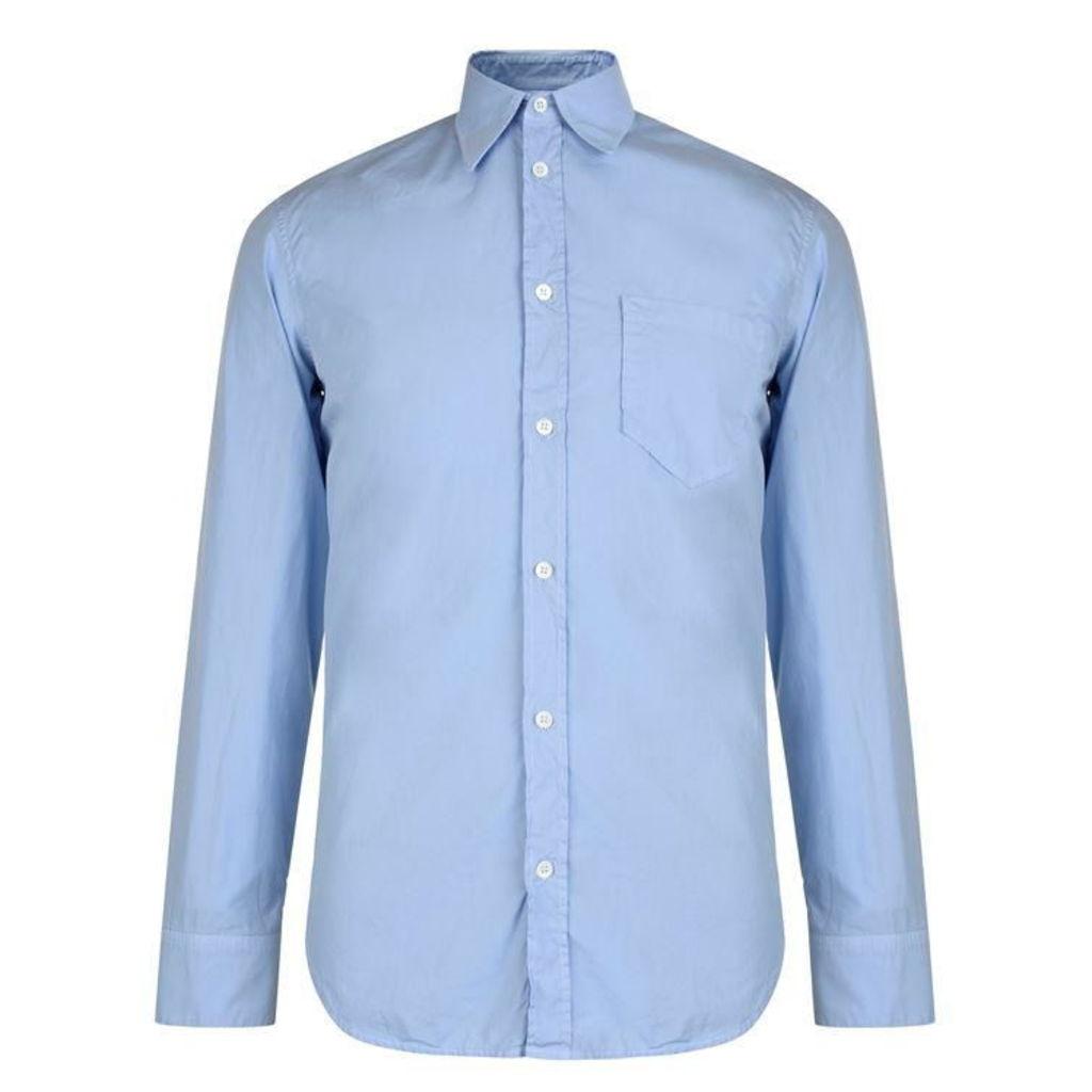 MAISON MARGIELA Dyed Long Sleeved Shirt