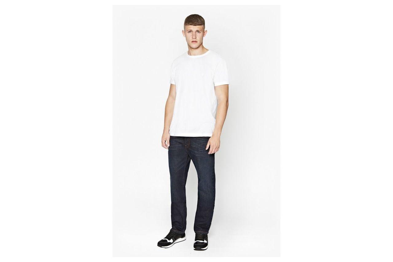 Co Power Rigid Regular Jeans - dark wash