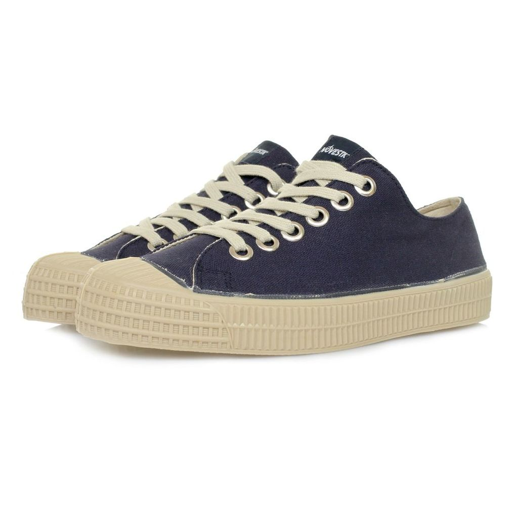 Novesta Star Master Navy Canvas Shoe N672033
