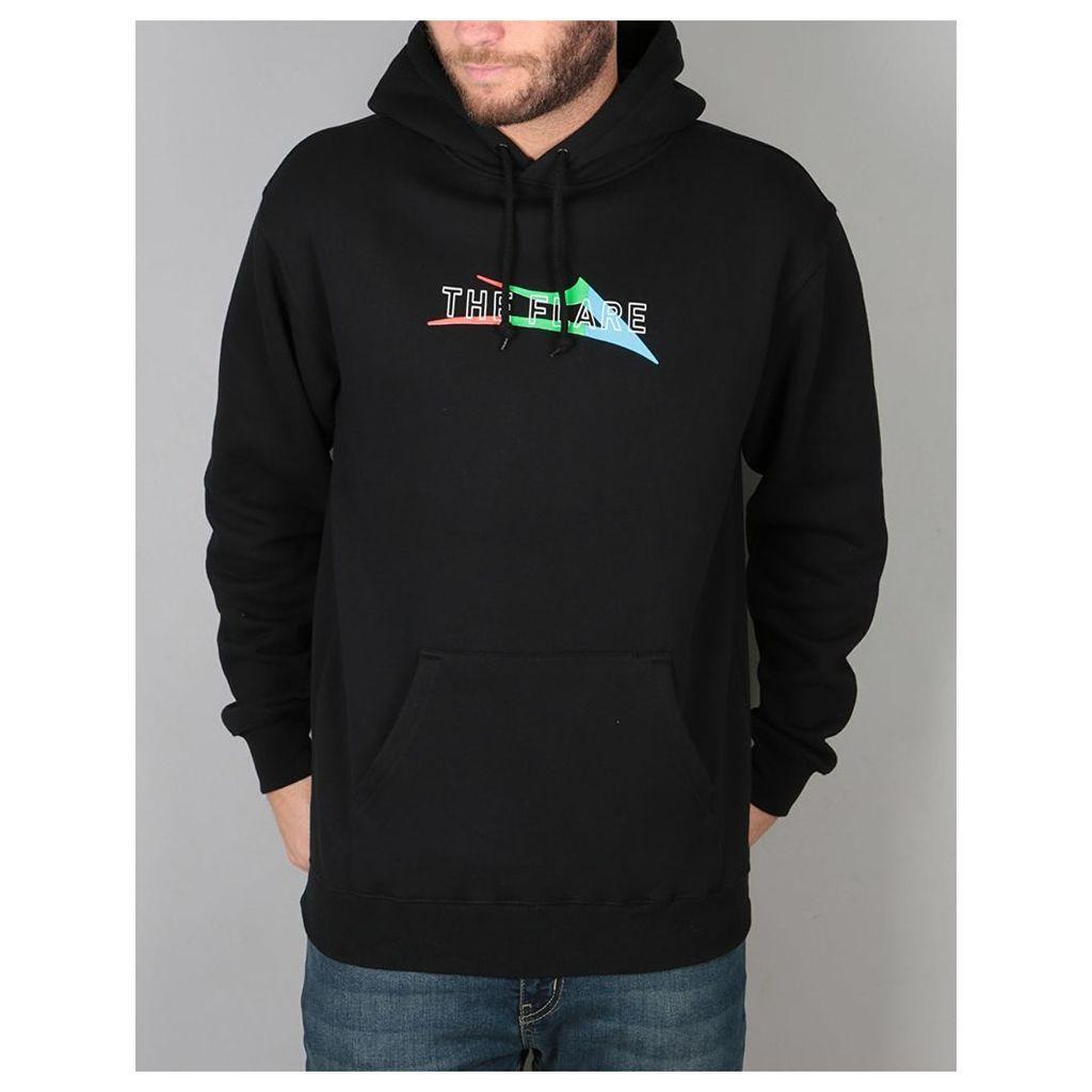 Lakai RGB Flare Pullover Hoodie - Black (S)