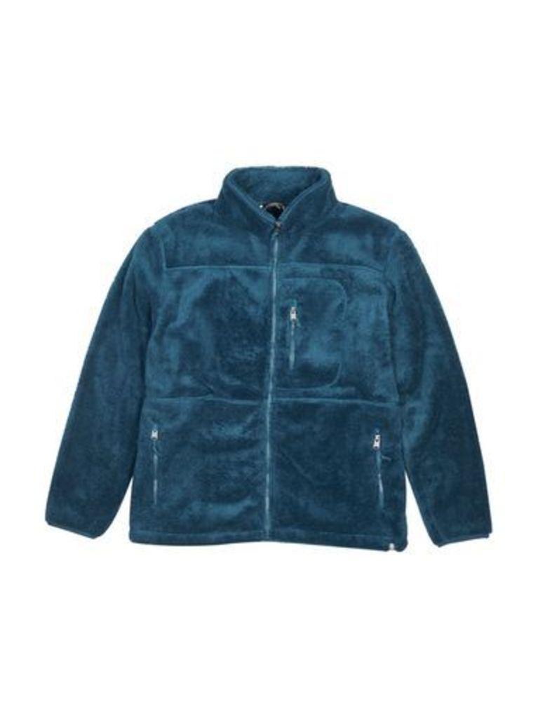 Mens Kensington Acuba Petrol Blue Funnel Neck Jacket*, Blue