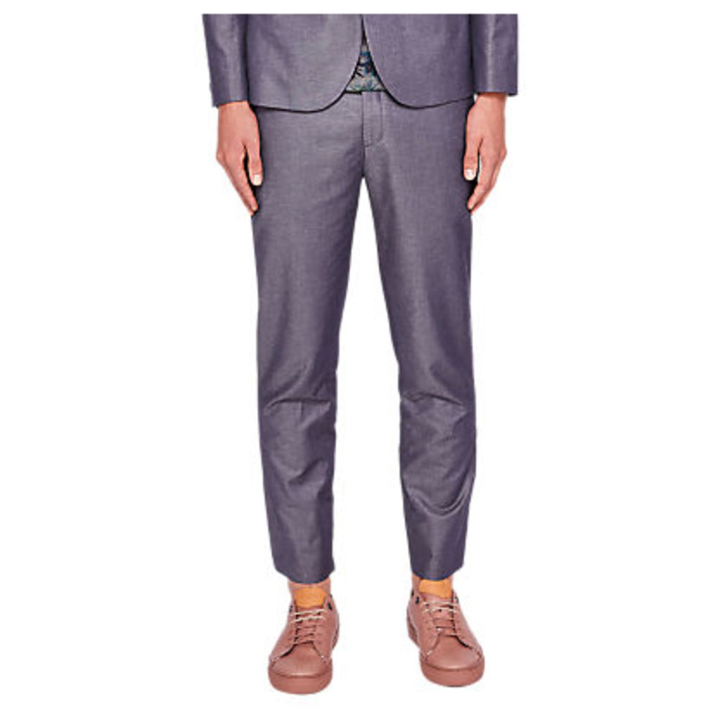 Ted Baker Nutro Tailored Trousers, Blue
