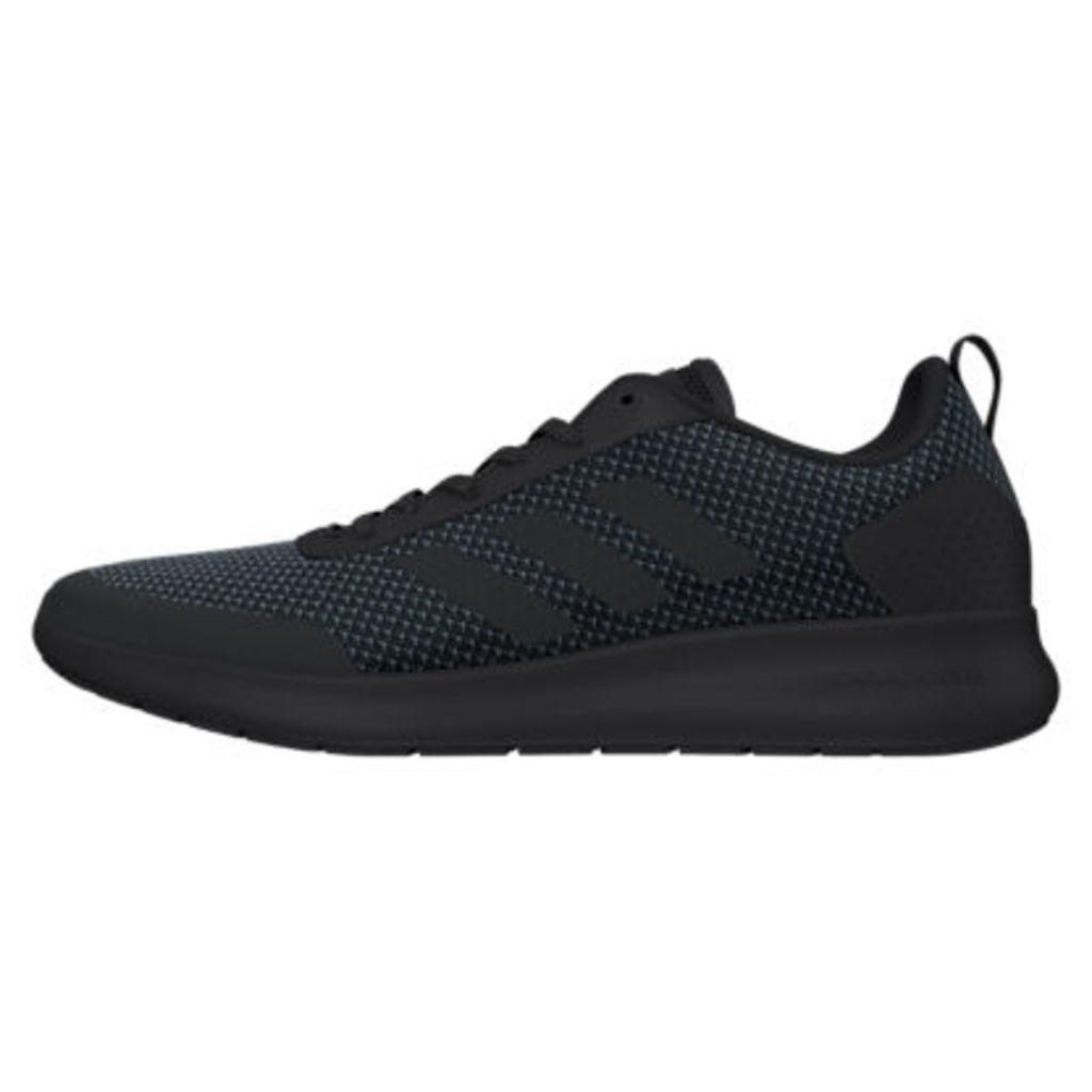 Adidas Cloudfoam Element Race Running Shoes, Core Black