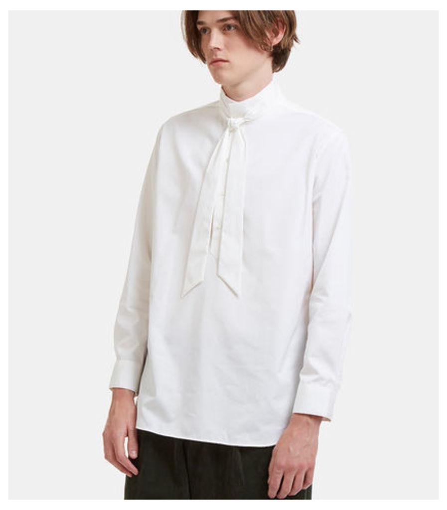 Brian Band Collar Shirt