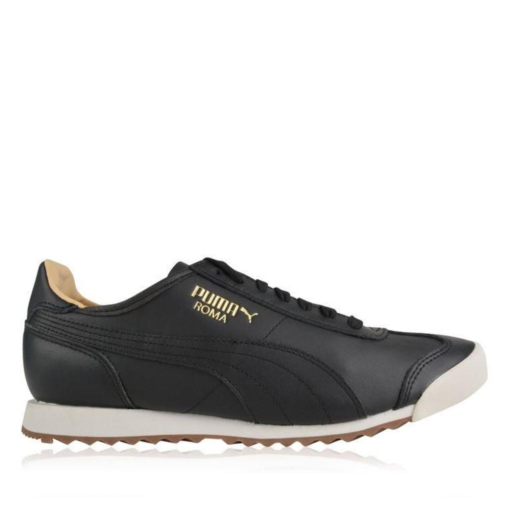 PUMA Roma Original Leather Trainers
