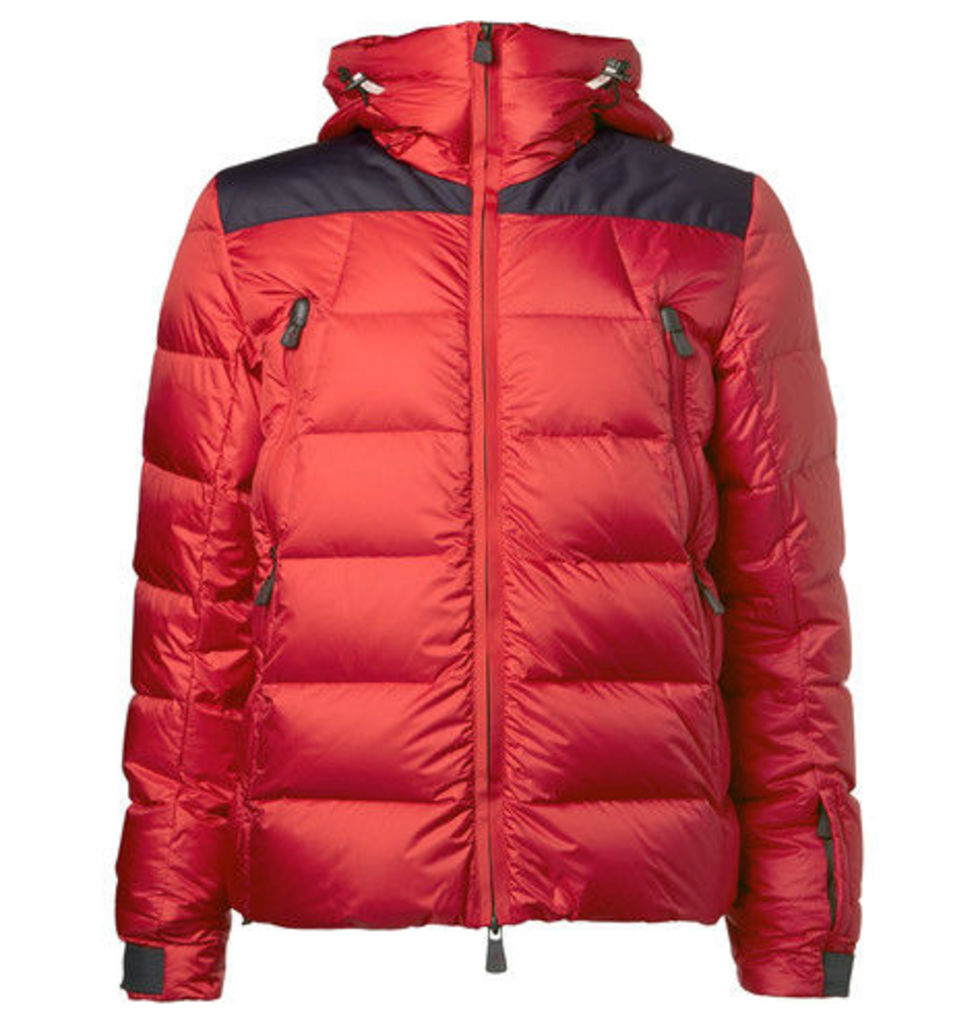 Camurac Quilted Shell Down Ski Jacket