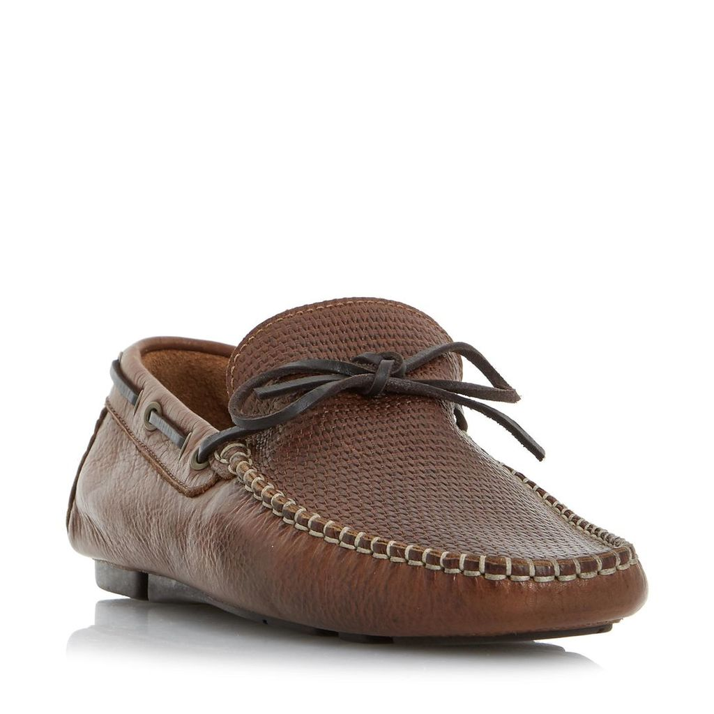 Baraboo Woven Driver Loafer Shoe