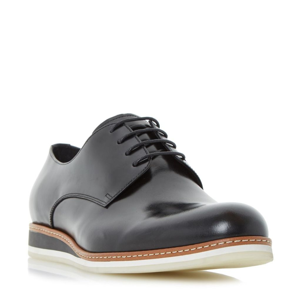 Benjy Wedge Sole Gibson Shoe