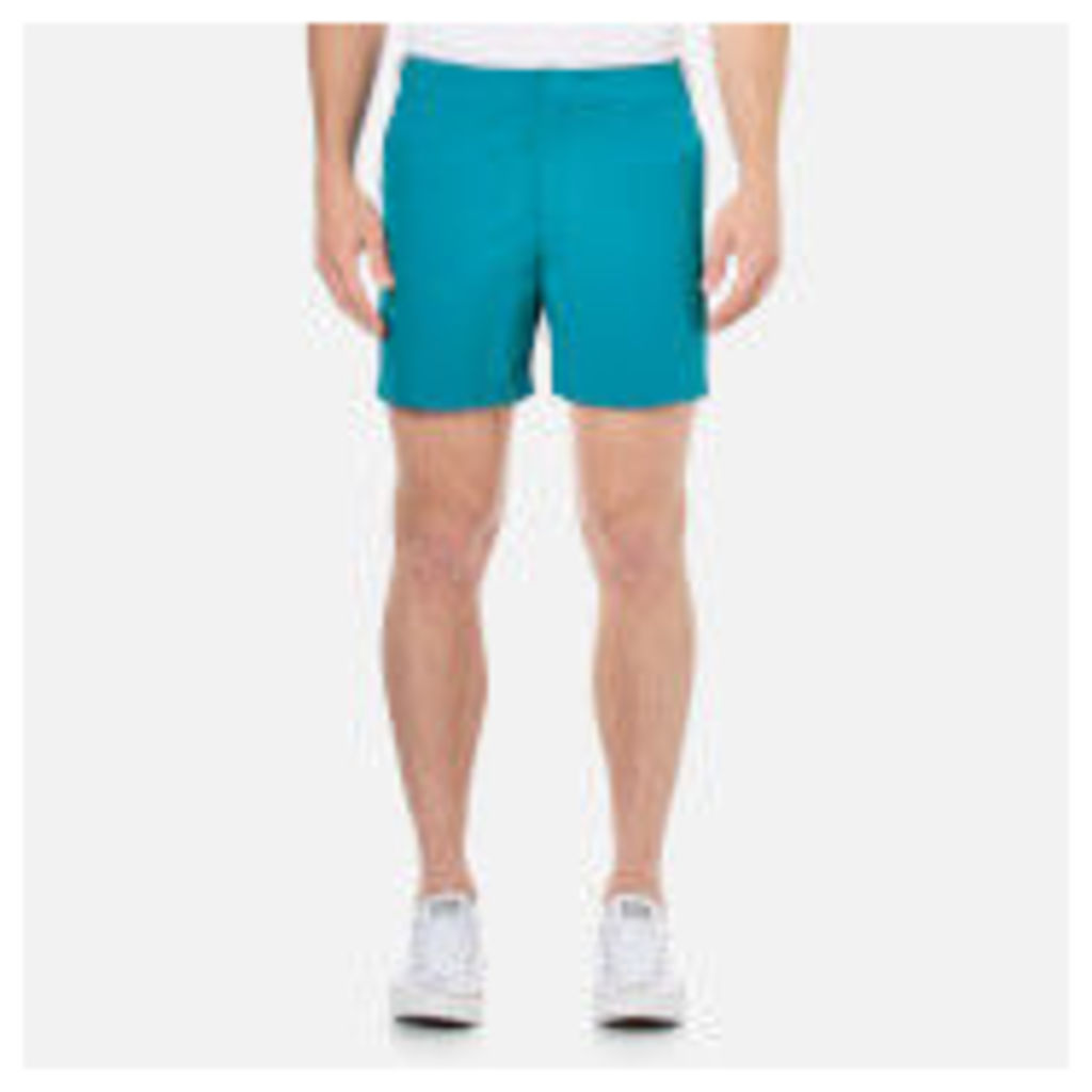 Orlebar Brown Men's Bulldog Swim Shorts - Dark Atoll - W34 - Blue