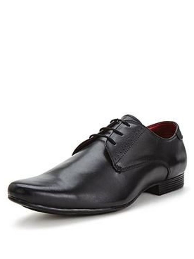 Unsung Hero Spencer Leather Lace Up Formal Shoes