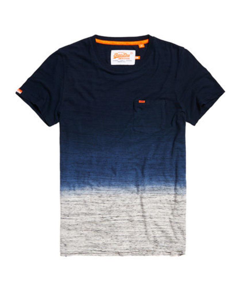 Superdry Orange Label Lite Fade Out Pocket T-Shirt