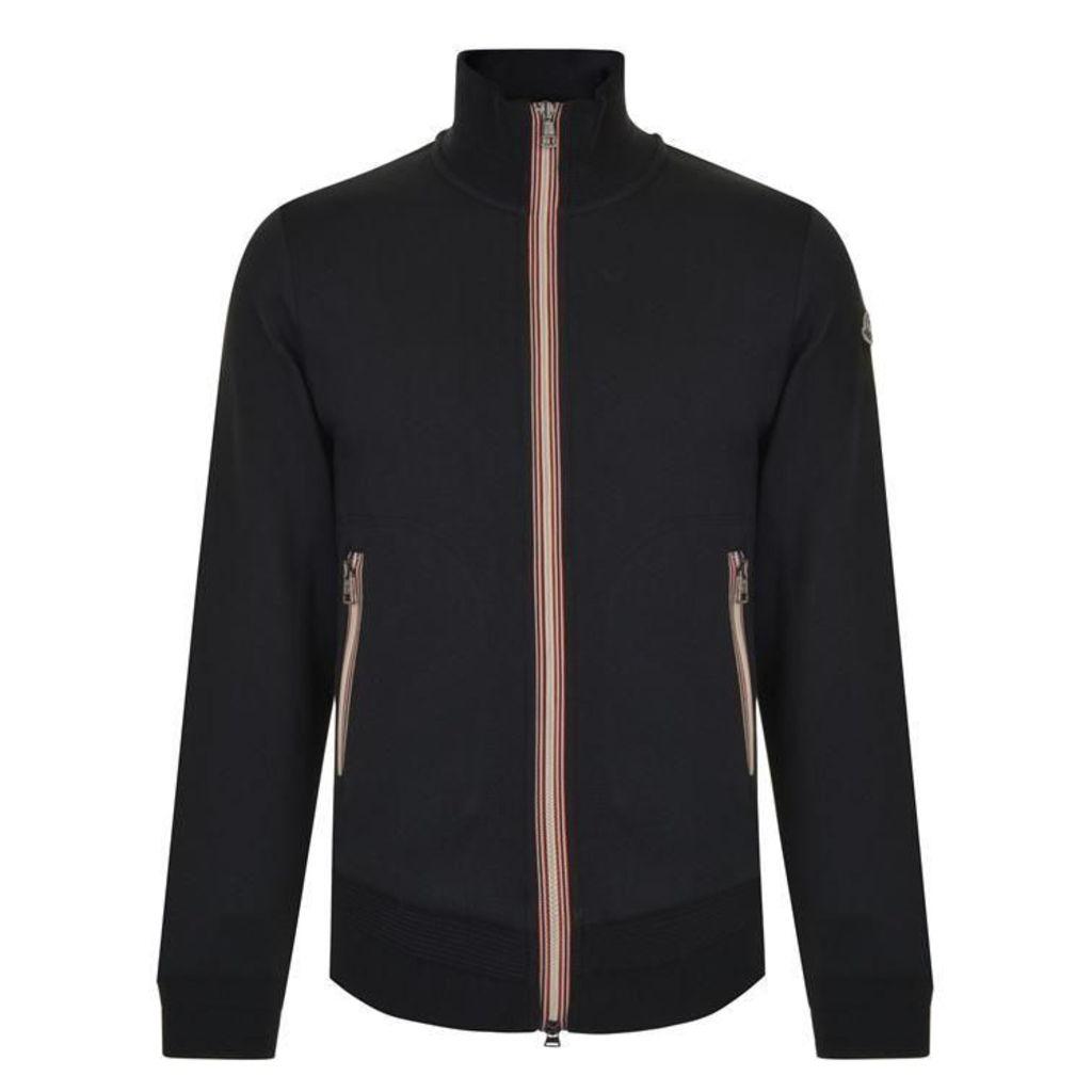 MONCLER Funnel Zip Sweatshirt