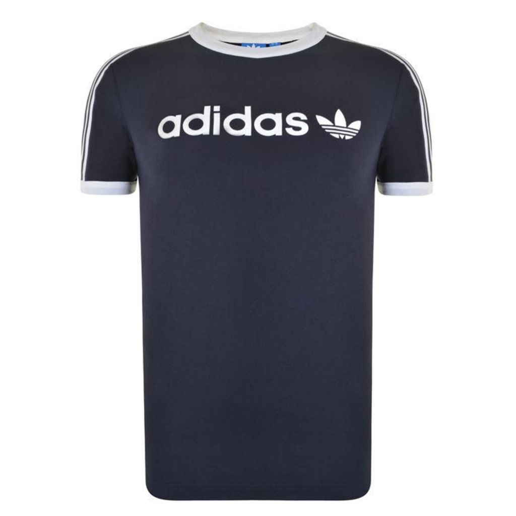 ADIDAS ORIGINALS Logo T Shirt