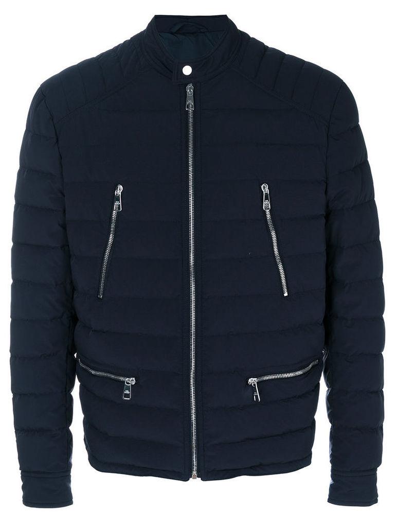 Neil Barrett - padded jacket - men - Polyamide/Spandex/Elastane/Nylon - XL, Blue