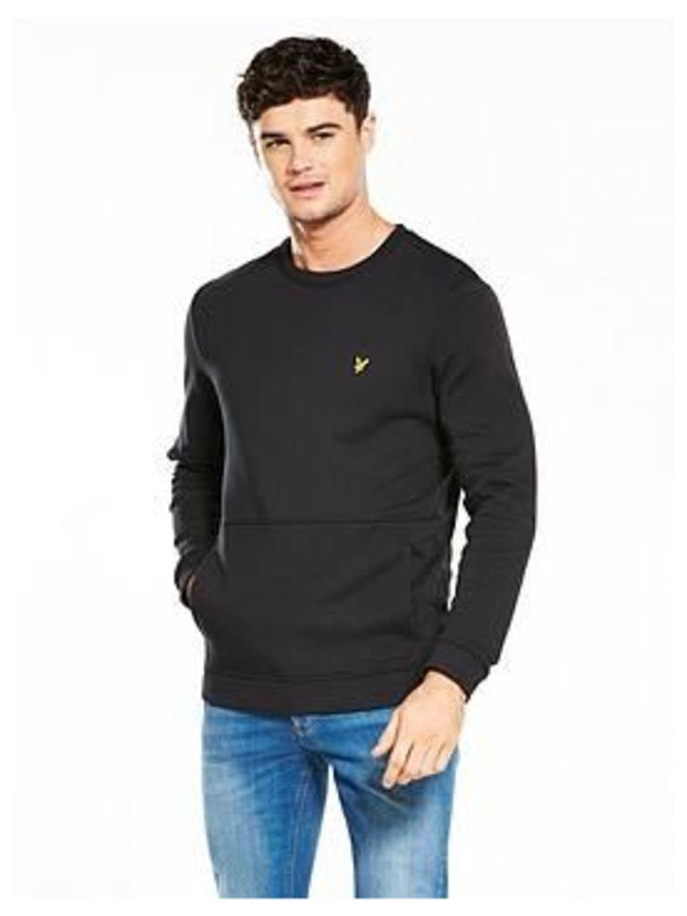 Lyle & Scott Lyle &Amp; Scott Front Pocket Sweatshirt