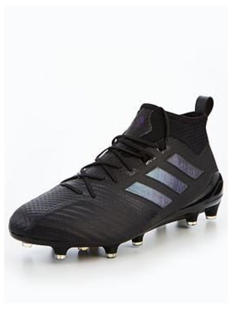 Adidas Ace 17.1 Primeknit Firm Ground Football Boots - Magnetic Storm
