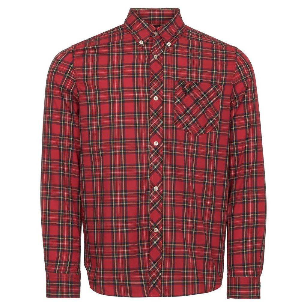 Red Reissues Tartan Shirt