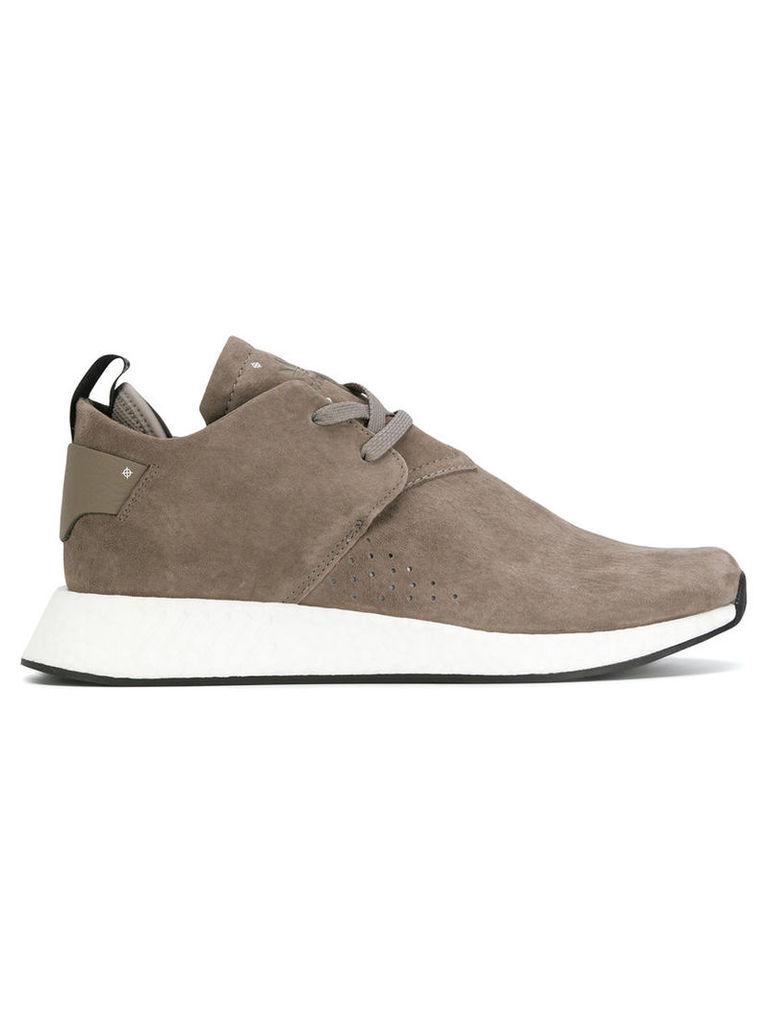 Adidas - Adidas Originals NMD CS2 sneakers - men - Suede/Polyester/rubber - 9, Grey