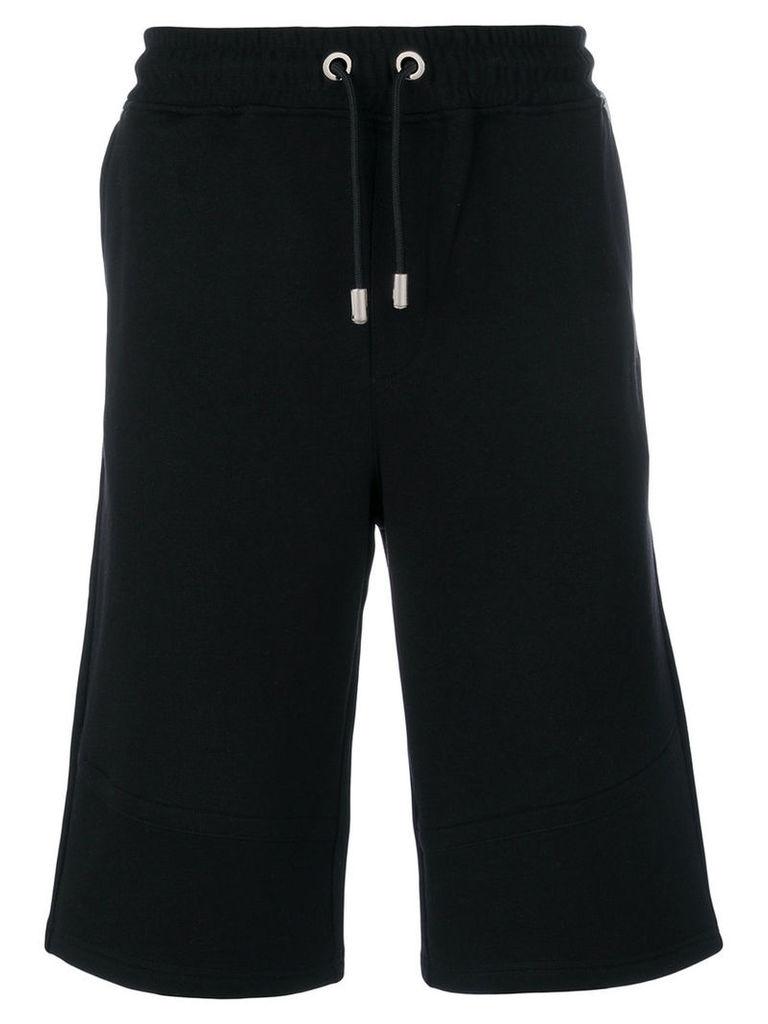 Versus - casual track shorts - men - Cotton - XL, Black