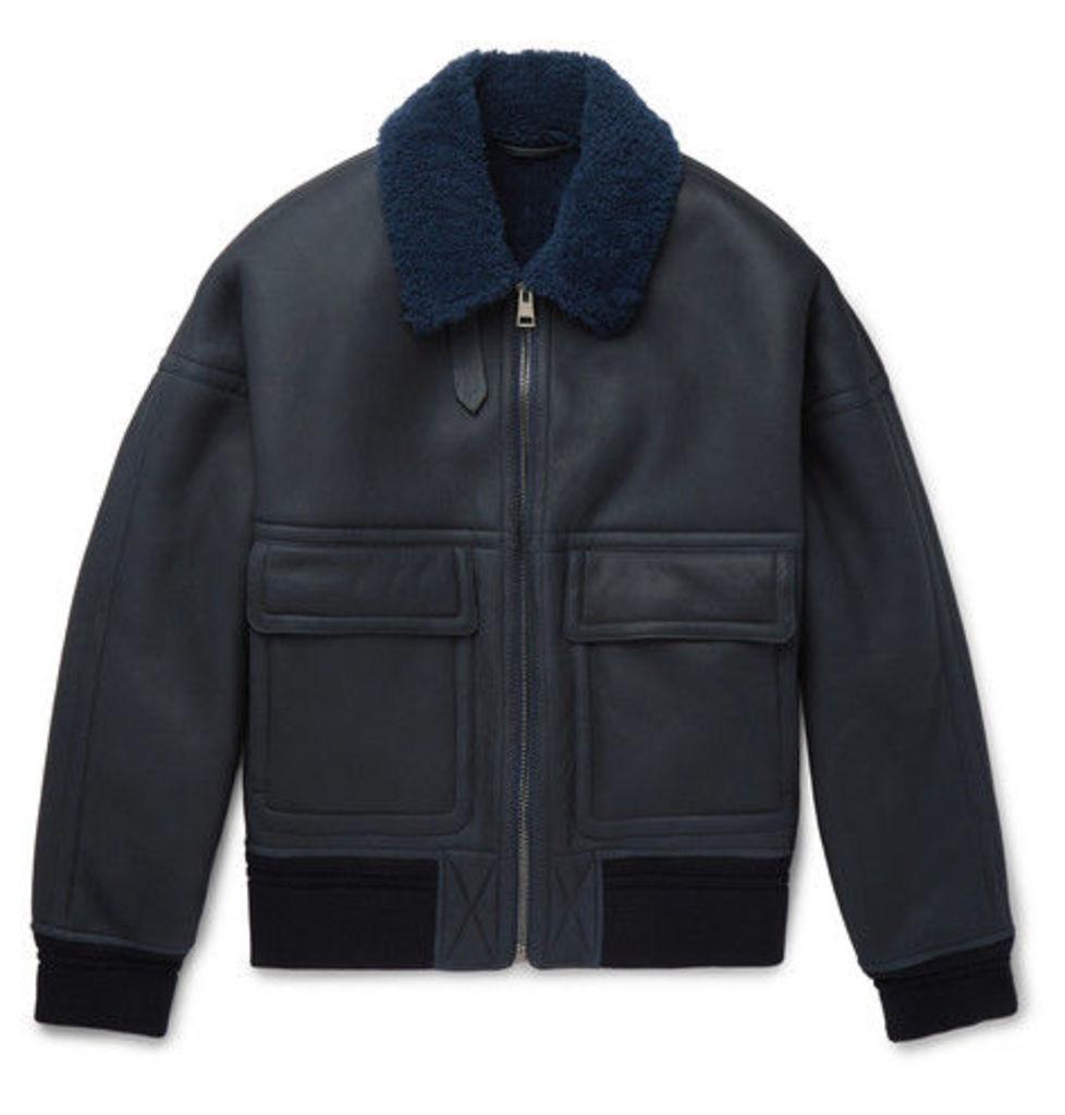 York Shearling Jacket